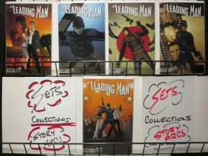 LEADING MAN (2006 ONI) 1-5  B. Clay Moore