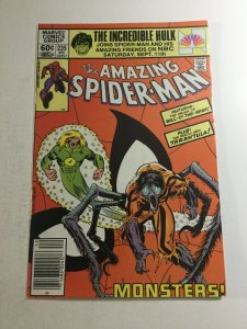 Amazing Spider-Man 235 Fn Fine 6.0 Newsstand Edition Marvel Comics
