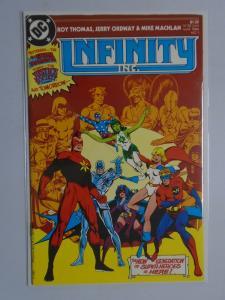 Infinity Inc. (1984-1988 1st Series) #1 - 8.0 - 1984
