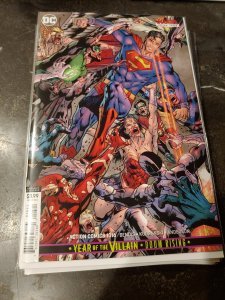 ​ACTION COMICS #1016 VIRGIN VARIANT NM