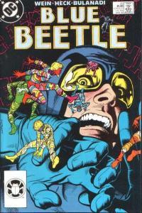 Blue Beetle (1986 series) #23, NM- (Stock photo)