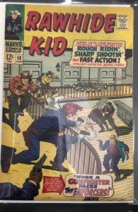 The Rawhide Kid #58 (1967)
