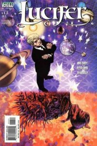Lucifer (2000 series) #13, NM (Stock photo)