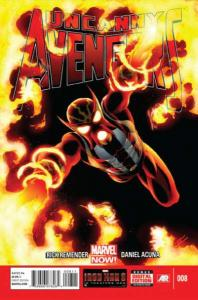 Uncanny Avengers (2012 series) #8, NM (Stock photo)