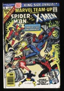 Marvel Team-up Annual #1 VG/FN 5.0
