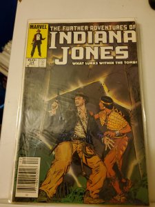 The Further Adventures of Indiana Jones #24 (1984)
