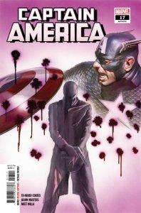 Captain America #17 (Marvel, 2020) NM