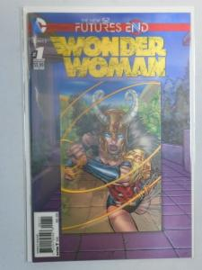 Wonder Woman Future's End #1A NM (2014)