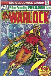 WARLOCK #9 VFN $12.00
