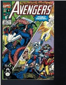 Avengers #336 (Marvel, 1991)