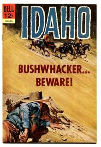 Idaho #7 1965- Dell Western- high grade