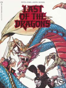 Last of the Dragons #1 VF; Epic | save on shipping - details inside