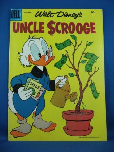 UNCLE SCROOGE 18 VF NM Barks  Land of the Pygmy Indians 1957