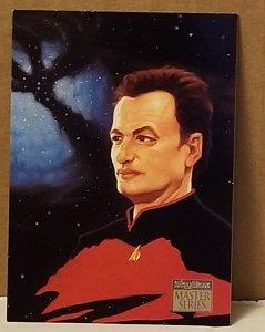 1993 Skybox Star Trek Master Series #47 Q