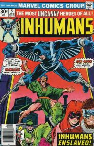 Inhumans, The #5 FN; Marvel | save on shipping - details inside