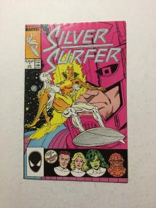 Silver Surfer 1 NM Near Mint