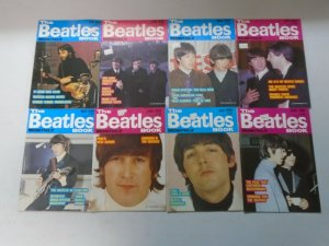 The Beatles Book Monthly magazine lot 23 different issues (1989-90)