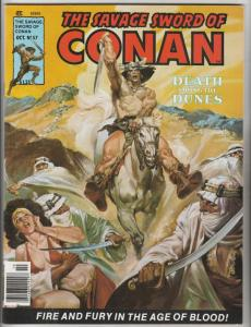Savage Sword of Conan #57 (Oct-80) NM+ Super-High-Grade Conan
