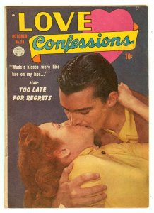 Love Confessions 24