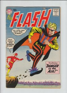 Flash, The (1st Series) #113 VG; DC   1st Appearance and origin of Trickster