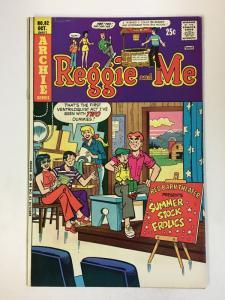 REGGIE & ME (1966-1980)82 VF-NM Sep 1975 COMICS BOOK