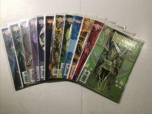 Inhumans 1-12 1 2 3 4 5 6 7 8 9 10 11 12 Lot Run Set Near Mint Nm Marvel