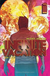 Infinite Vacation, The #5 VF/NM; Image | save on shipping - details inside