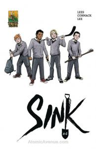 Sink #4A VF/NM; Comixtribe | save on shipping - details inside