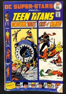 DC Super Stars #1 (1976)