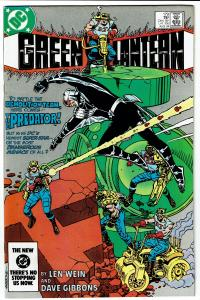 Green Lantern #179 (1st Series)   9.0 VF-NM