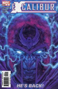 Excalibur (2nd Series) #2 VF/NM; Marvel   save on shipping - details inside