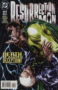 Resurrection Man (1997 series) #4, NM- (Stock photo)