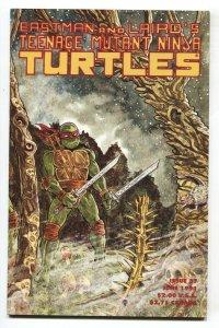 TEENAGE MUTANT NINJA TURTLES #37-Mirage comic book 1991