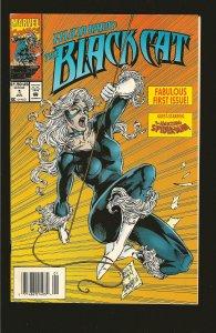 Marvel Comics Felicia Hardy The Black Cat Vol 1 No 1 July 1994