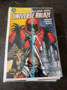 Titans/Legion of Super-Heroes: Universe Ablaze #3 (2000)
