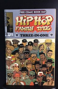 Hip Hop Family Tree Three-In-One Featuring Cosplayers #1 (2015)