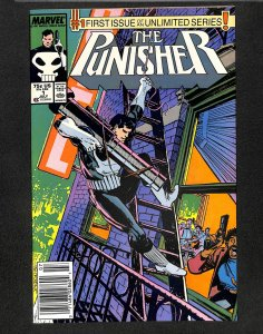 The Punisher #1 (1987)