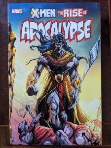 X-Men: The Rise of Apocalypse #1 (2016)