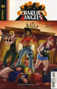 Charlie's Angels #4A VF/NM; Dynamite | save on shipping - details inside