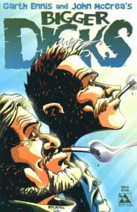 Bigger Dicks #3A VF/NM; Avatar   save on shipping - details inside