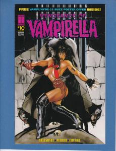 Vengeance of Vamirella #10 NM-