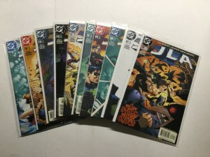 JLA Justice League Of America 66-75 Near Mint Nm Dc Comics