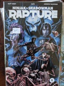 Rapture #1 (2017)