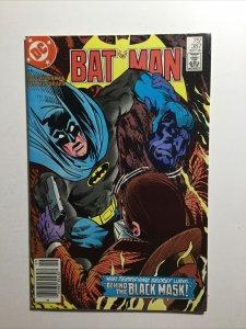 Batman 387 Very Fine Vf 8.0 Newsstand Edition N/E Dc Comics