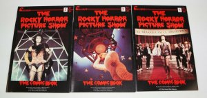 Rocky Horror Picture Show: the Comic Book #1-3 FN complete series - tim curry 2