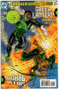 GREEN LANTERN #104 (VF/NM) 1998 DC 1¢ Auction! No Reserve!