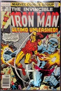 Invincible Iron Man 95