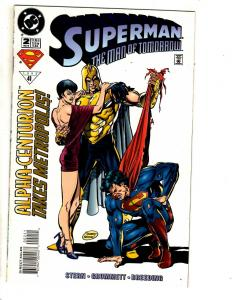 8 DC Comics Superman Man Of Tomorrow 2 Steel 2 3 5 6 Superboy 1 Superman 21 SS4