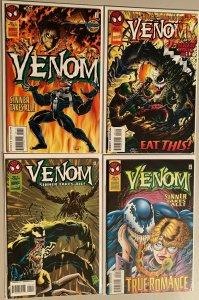 Venom sinner takes all ! #1,2,4,5 6.0 FN (1995)