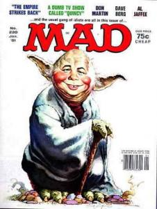 Mad #220 VG; E.C | low grade comic - save on shipping - details inside